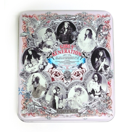 GIRLS GENERATION SNSD 3RD ALBUM VOL 3 - THE BOYS + 10 POSTCARD + BOOKLET Release Date : 2011-10-20 KPOP bigbang taeyang new album rise booklet 48p sticker release date 2014 06 09 kpop