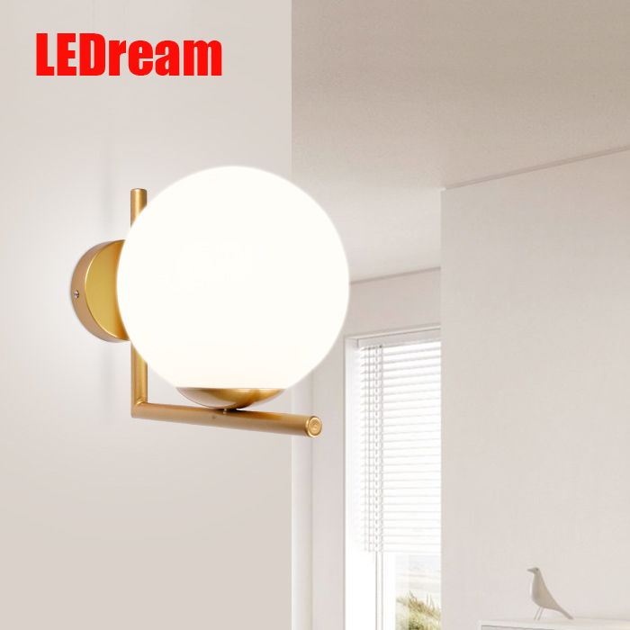 Postmodern wall lamp creative personality Nordic design study of the sitting room the bedroom berth lamp a study of the religio political thought of abdurrahman wahid