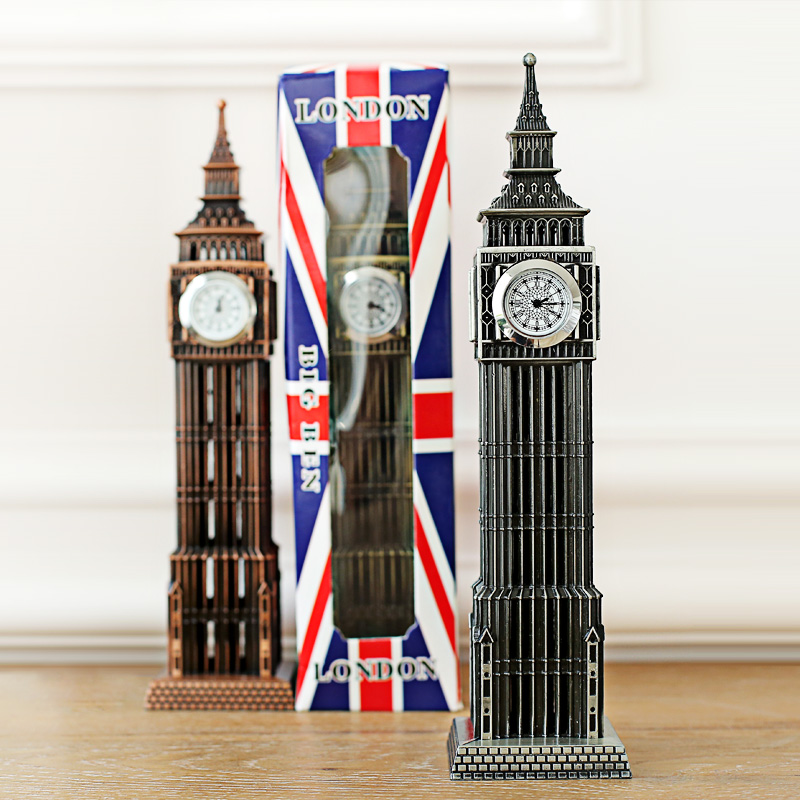 A large British tourist souvenirs London landmark Big Ben classic - Home Decor - Photo 4