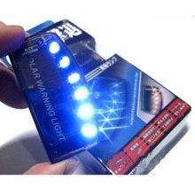 Car Sensor Security Warning Light 6 LED New Car