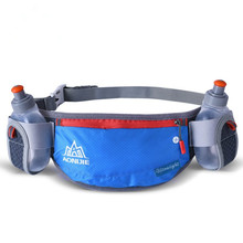10 inch Ultralight Running Kettle Waist Bag Men Women Outdoor Marathon Cycling Sport Fanny Pack 4