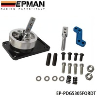 EPMAN ALUMINUM RACING SHORT THROW SHIFTER FOR 83 04 FORD MUSTANG T5 T 45 W OD