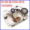 Frete Grátis VXX2653 DV-S5 S6 S10A AX10 Lens Laser Com Mecanismo Lasereinheit VXX 2653 DVD Optical Pick-up Player Marantz
