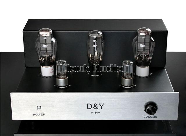 Douk Hi-Fi de Áudio Puro Handmade PSVANE 300B Amplificador Valvulado De  Áudio Estéreo Dual 61a4905363