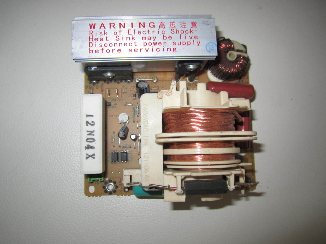 Здесь можно купить  Original new Panasonic microwave inverter board for f6645BA00GP F6645BA02GP F66459X90AP 459x92ap Microwave oven parts  Бытовая техника