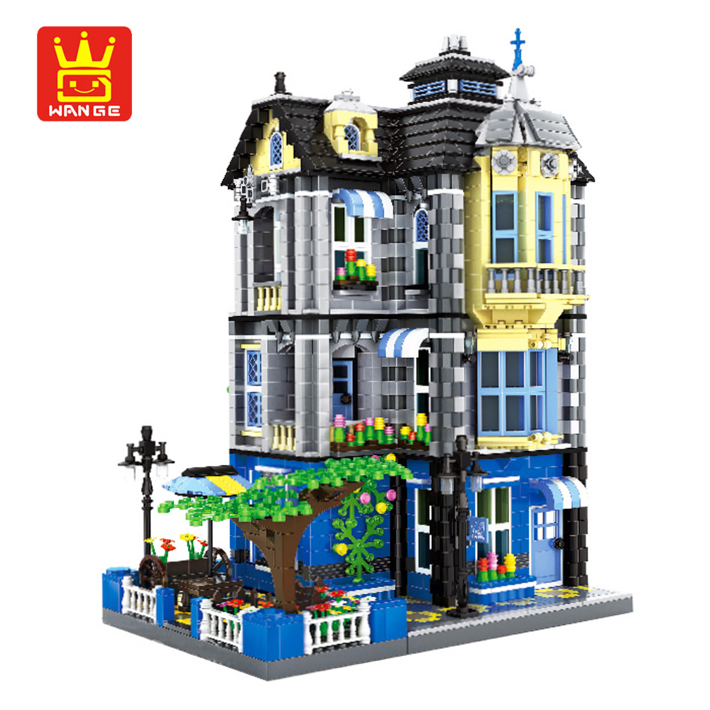 2313pcs Wange Architecture Series Model Building Blocks Compatible with Legoing City Creative Bricks Toys for Children Gifts2313pcs Wange Architecture Series Model Building Blocks Compatible with Legoing City Creative Bricks Toys for Children Gifts