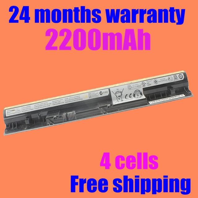 Jigu bateria do laptop 4icr17/65 l12s4z01 l12s4l01 para lenovo i1000 ideapad flex 14 ideapad s300 ideapad s310 s400 s405 m30