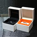 European Style Charm Beads Jewelry Gift Display Cases Rings Boxes 5.2x5.2 cm New Arrival