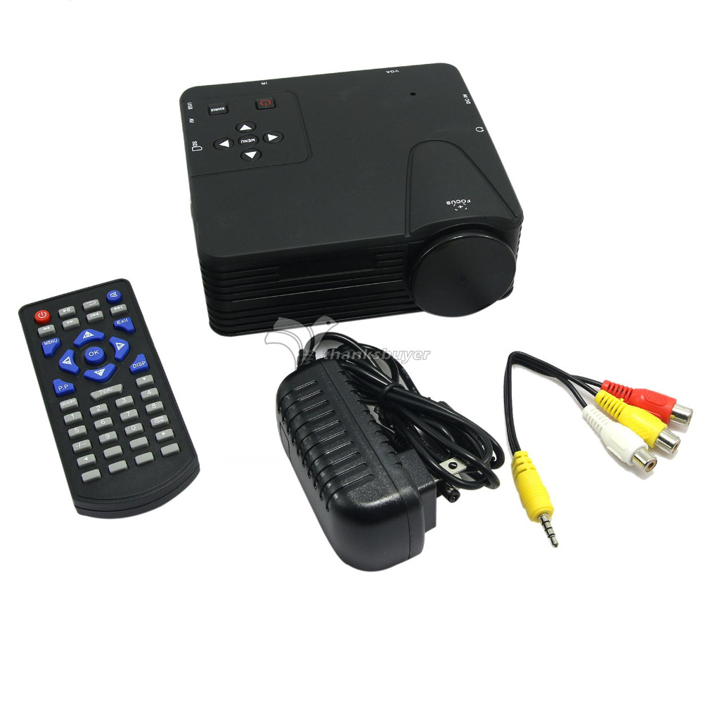 LZ-H100TV LCD Display Technology Projector Home Cinema Theater Multimedia HD 1080P AV TV VGA HDMI BN lz бюстгальтер фул лифт делюкс
