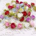 20pcs/Lot PE Foam Rose Creative bubble head wreath pectoral flower bouquet Wedding dress DIY Decorative wreaths materials
