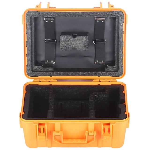 كومبتيكو A 80S FS 60A/60E انصهار الألياف البصرية جهاز الربط عبوة تعبئة حمل صندوق أدوات صندوق فارغ