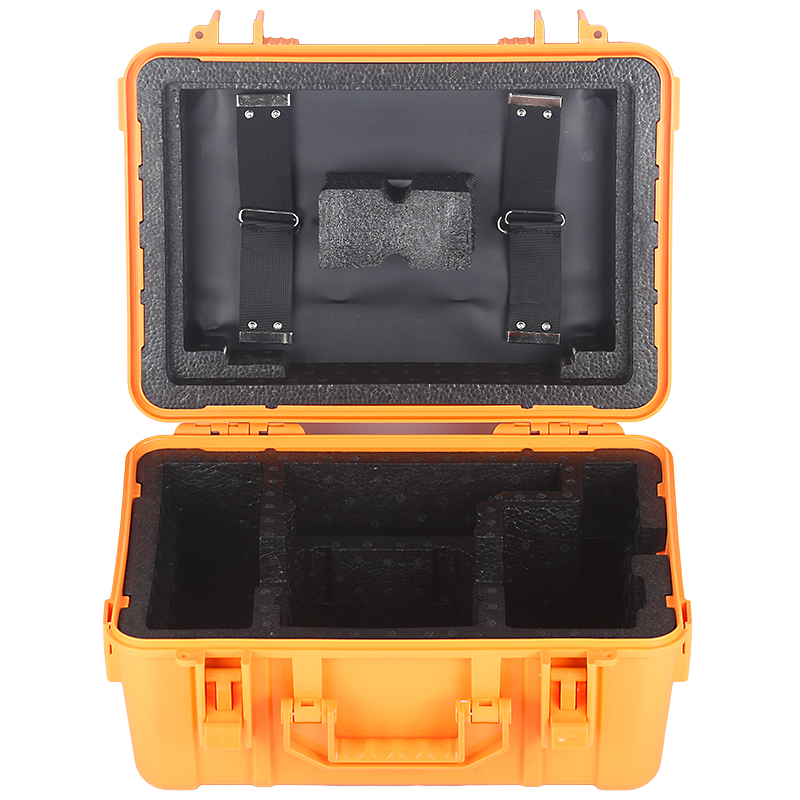 COMPTYCO A-80S FS-60A/60E Optical Fiber Fusion Splicer Packing Box Carrying Case Toolbox Empty Box