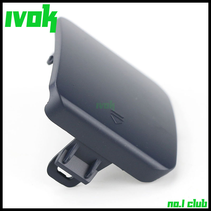 Rear Bumper Tow Hook Cover Cap Primered for Mercedes W221 S320 S350 S550 S600