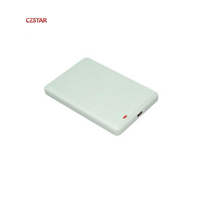 EU 865-868MHZ UHF reader No Driver emulate keyboard read tag 915mhz USB Destop UHF RFID Reader scanner programmer epc gen2