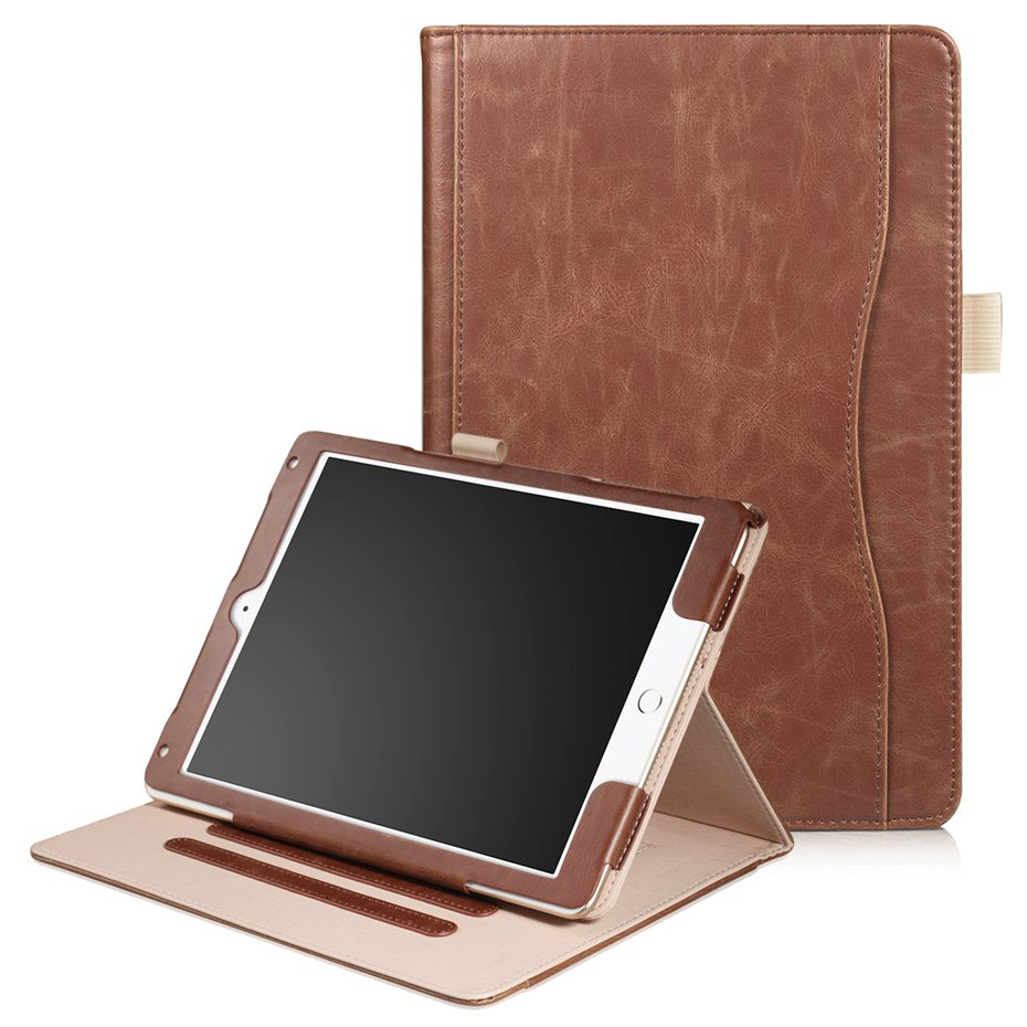 Case for ipad air 2, Flip Standing Leather For ipad air 1 case Full Body Protective Cover For ipad air / For ipad 2017 cover flip left and right stand pu leather case cover for blu vivo air