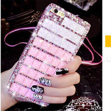 For Huawei P8 P9 P10 P20 Lite Plus Mate 9 10 20 Pro Luxury Glitter Bling Diamond Colorful Rhinestone Soft Phone Case Back Cover(China)