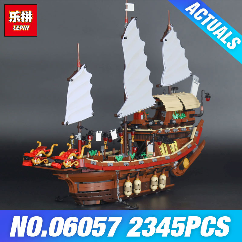 Lepin 06057 The Destiny`s Bounty Set Assemblage Genuine 2345Pcs Ship Series 70618 Building Blocks Bricks Educational Toys Gift hglrc xjb f438 tx20 v2 elf 600tvl 1 3 ccd camera