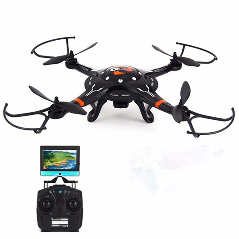 CHEERSON CX-32S 2.4GHz RC Quadcopter 5.8G FPV Real-time Transmission Dron with 1.0MP Camera Remote Control Toys RC Helicopter cheerson cx 32s drone with 2mp camera lcd 4ch 6axis helicopter with fpv 5 8g video real time transmision hight hold aircraft