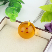 Dragon Ball Crystal Necklace