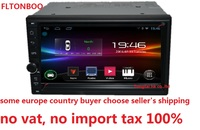 7 Android 4 4 4 For Universal Car Radio Gps Navigation 3G BT Wifi 1GB Quad