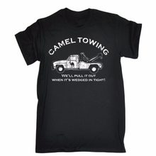 2f602cbdd Casual Short Sleeve Tops Tee shirts CAMEL TOWING rude offensive naughty  explicit T-shirt funny birthday gift cool T shirt