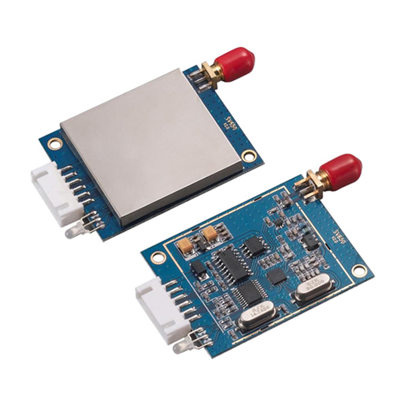 US $2142 0 16% OFF|100pcs Arduino Uno SV651 470 TTL 470MHz 500mW TTL  Interface FSK Wireless Transmitter and Receiver RF Module 3Km in Open  Area-in