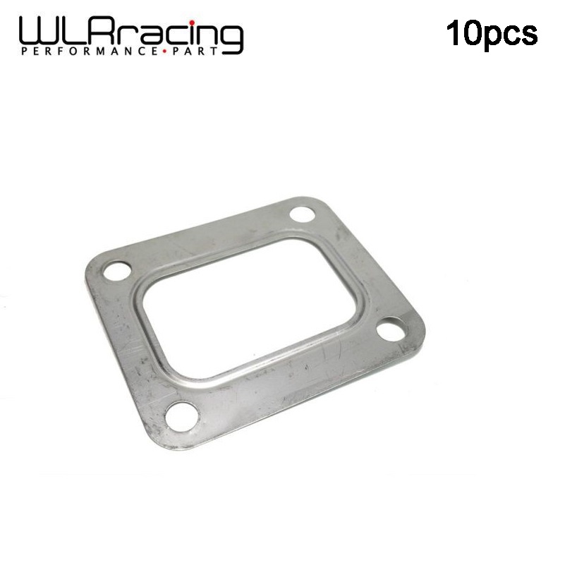 """T4 GT35 Undivided Turbo Inlet To 3/"""" 304 Stainless Steel Weld Adapter Gasket"""