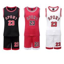 New Child Basketball Jersey , Boys Cheap Basketball Shirt, Kid Throwback Basketball Uniforms, Team Tranning Basket Sport Clothes