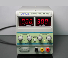 цена на High Quality 220V YIHUA 305D 30V 5A Adjustable DC Power Supply PC Laptop Repair Power Test Regulated Power Supply