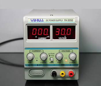 High Quality 220V YIHUA 305D 30V 5A Adjustable DC Power Supply PC Laptop Repair Power Test Regulated Power Supply oubel high precision voltage regulated lab power supply 30v 10a 60v 5a power supplies adjustable voltage and current regulator