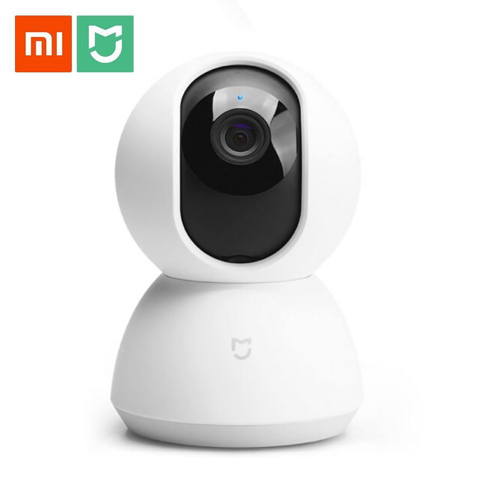 Original Xiaomi Mijia IP Camera Smart mini Wifi Camera Camcorder HD 360 Degree Night Vision Webcam Wireless 720P Night Vision