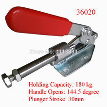 3PCS Holding Capacity 180KG 397LBS Pull Push Type Toggle Clamp 36020 136kg 300 lbs holding capacity 32mm plunger stroke push pull type toggle clamp