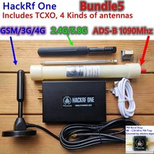 HackRF One usb platform reception of signals RTL SDR Software Defined Radio 1MHz to 6GHz software demo board kit dongle receiver(China)
