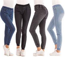 Джинсы для женщин черные джинсы с высокой талией женские высокоэластичные