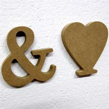 Лидер продаж деревянные буквы 10 см деревянного цвета для вечерние