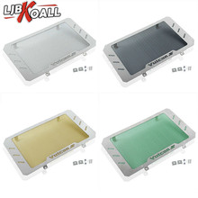 цена на Motorcycle accessories Radiator Grille Protector Cover Guard For Kawasaki VN650 VN 650 VULCAN S 650 EN 650 2015 2016 2017 2018