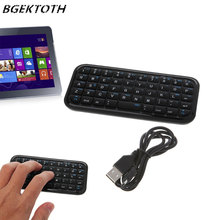 Wireless Bluetooth Keyboard for Tablet Laptop Support iOS Wi