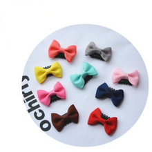 XIANHANGZHIHUA 20 Color 8 '' Colorued Stitching Glitter Sequin with Dots Hairpin