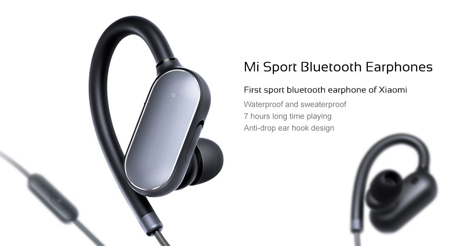 Original Bluetooth 4.1 Xiaomi Mi Sports Headset 7