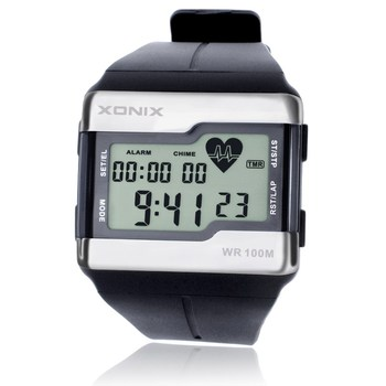 Sports Watches Fashion Multifunction Touch-sensitive Heart Rate Monitor Watch Men Sport Watch Good Quality Digital Watches