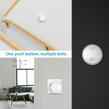 Self-powered Wireless Doorbell Remote