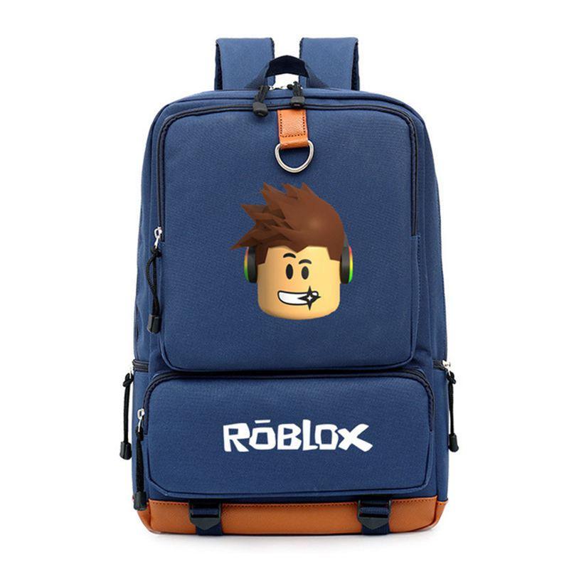 New Game Roblox Backpack School Bags Bookbag Unisex Shoulder Travel laptop Bag Work Leisure Fashion Bag рюкзак new 2015 bookbag brandnew