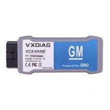 Флэш-Продажи WI-FI Версия VXDIAG VCX NANO для GM/Opel GDS2 Множественный и TIS2WEB Диагностический/Программирование Системы Бесплатно доставка