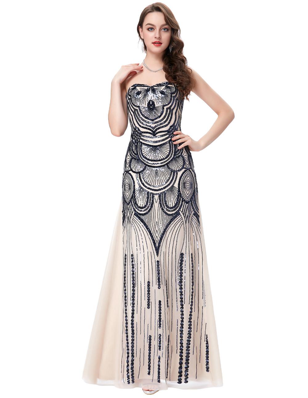 HTB1x9bVKFXXXXbfXVXXq6xXFXXX9Strapless Special Occasion Dress