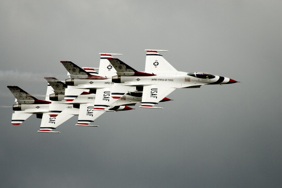 DIY marco F-16 fighting Falcon Airshow aviones arte carteles y ...