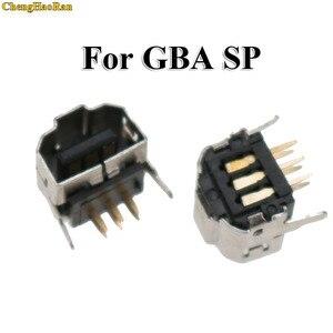 Image 3 - ChengHaoRan 2 נגן משחק קישור להתחבר לשקע מחבר תקע להתחבר יציאת שקע עבור Nintendo Gameboy Advance GBA SP קונסולת שקע