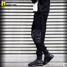 Новая мужская одежда стилист волос GD Мода ночь для певицы для сцены костюм повседневные строчки кожаные брюки плюс размер костюмы