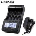 Liitokala Lii-500 100 202 402 300 1.2 v AA AAA NiMH batteria al litio Caricatore LCD 3.7 v 18650 18350 16340 10440 14500 26650 20170
