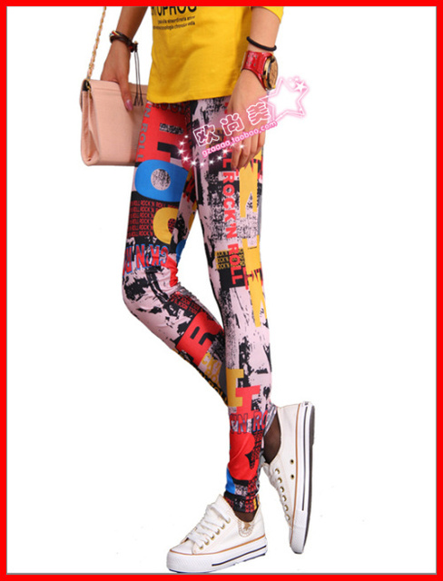 Women's Leggings winter leggings pencil pants leggings fashion 2013 free shipping CL0141