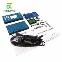 DSO068 20MHz Mini Digital Storage Oscilloscope DIY F Version Kits Digital Screen Electronic Teaching Practice Production